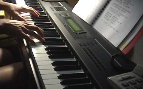 Simple Melody – Original Song Piano Live